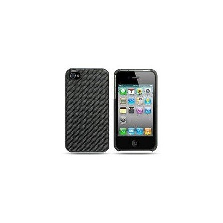 Funda Rigida iPhone 4G / 4s ( Carbono )