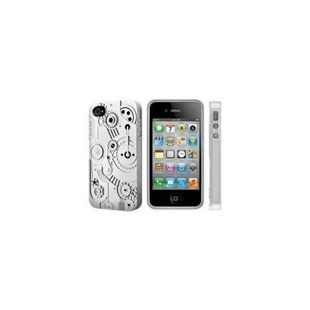 Funda Rigida iPhone 4G / 4s ( 3D Engine )