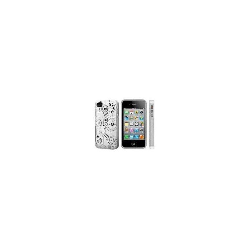 Funda Rigida iPhone 4G / 4s (  3D Engine )