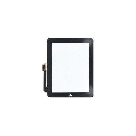 Pantalla Tactil iPad 3 y iPad 4 NEGRA