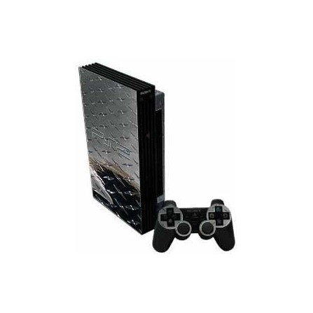 Diamond Plate + 1 skin mando PS2