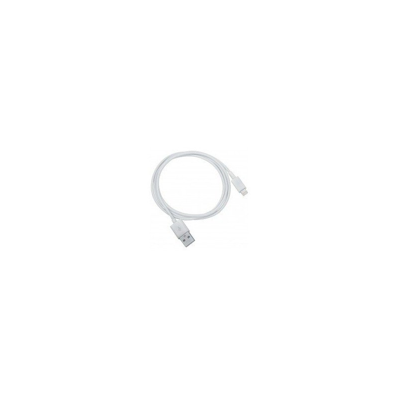 Cable USB Datos y Cargador iPhone / iPod / iPad (modelo estrecho 2013)