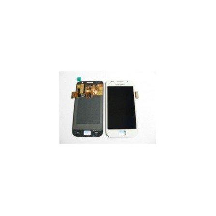 Display Super Amoled Plus + Tactil Original Samsung i9000 Galaxy S, i9001 S Plus (BLANCO)