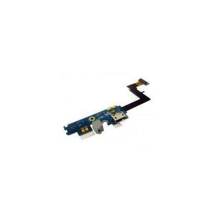 Flex conector USB y micrófono para Samsung I9100 Galaxy S2 / SII