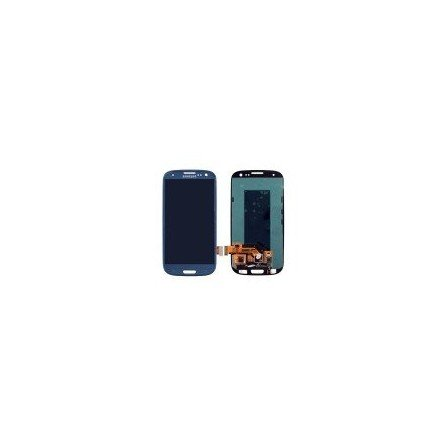 Display Super Amoled Plus + Tactil Original Samsung i9300 Galaxy S3 / SIII ( AZUL )