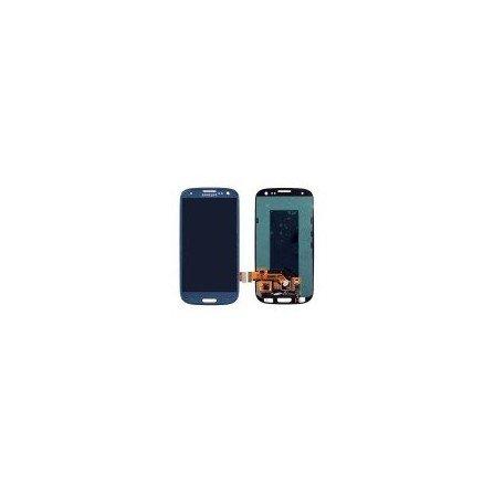 Display Super Amoled Plus + Tactil Original Samsung i9300 Galaxy S3 / SIII ( AZUL )