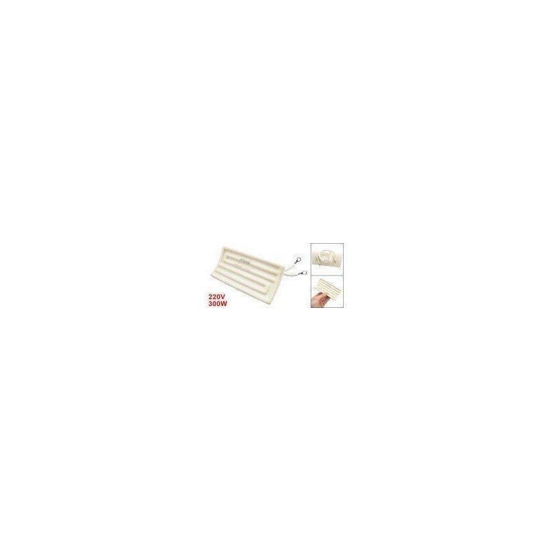 Calentador infrarrojos ceramico 300W ( 60x120 )