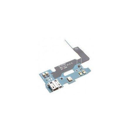 Flex conector USB Samsung Galaxy NOTE 2 N7100