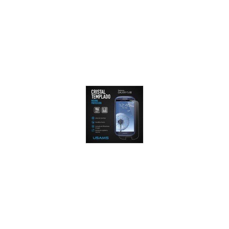 Protector pantalla Cristal Templado Samsung Galaxy S3