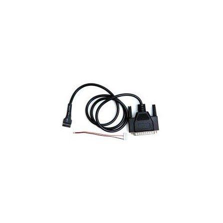 Programador LPT cable Coolrunner & Matrix Glitcher + Cable alimentacion ( xilinx )