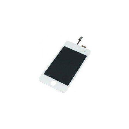 Pantalla LCD + Tactil  Ipod Touch 4 BLANCA   ( Original Aple )