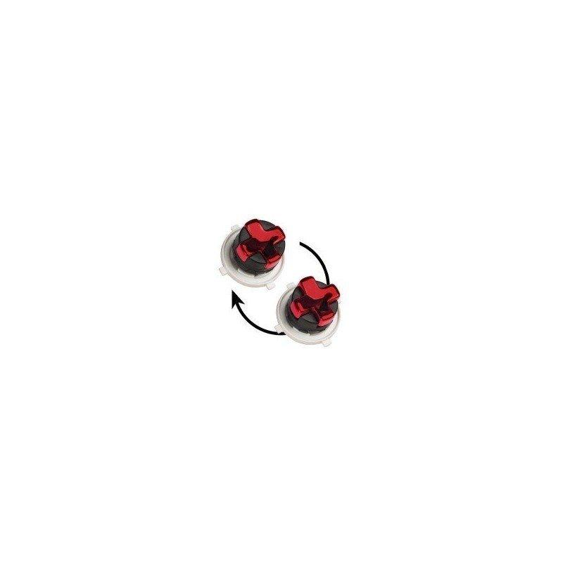 Kit transformacion cruceta mando XBOX360 ( Roja )