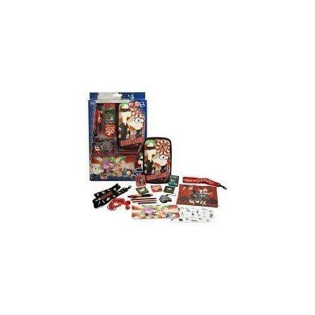 Pack DSLite/DSi/DSi XL/3DS Phineas & Ferb 2D (16 en 1 )