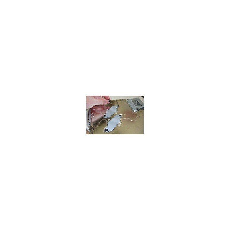 Kit de anclaje + Tornillos Microprocesador PS3 SlimKit de anclaje + Tornillos Microprocesador PS3 Sl