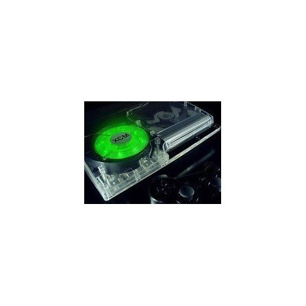 Ventilador interno PlayStation 3 SLIM ( Verde )Ventilador interno PlayStation 3 SLIM ( Verde )
