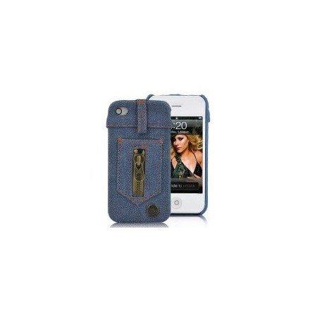 Funda Rigida iPhone 4G / 4s ( Pantalon vaquero )Funda Rigida iPhone 4G / 4s ( Pantalon vaquero )