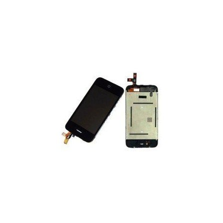 Pantalla COMPLETA Tactil + LCD 100% montada iPhone 3Gs ( Original Apple )