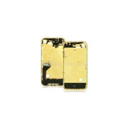 Chasis matalico + circuiteria 100% MONTADO iPhone 4G (ORO)Chasis matalico + circuiteria 100% MONTADO