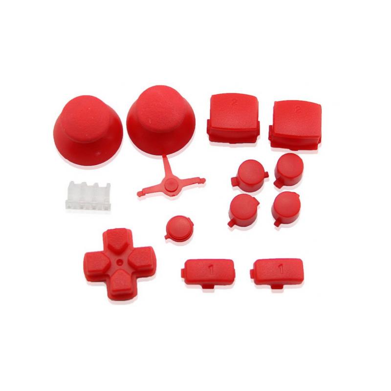 Pack botones + gatillos + Joysticks DualShock 3 PS3 AZUL OSCURO