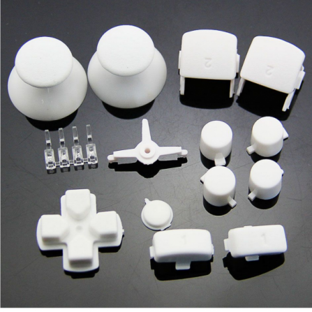 Pack botones + gatillos + Joysticks DualShock 3 PS3 BLANCO