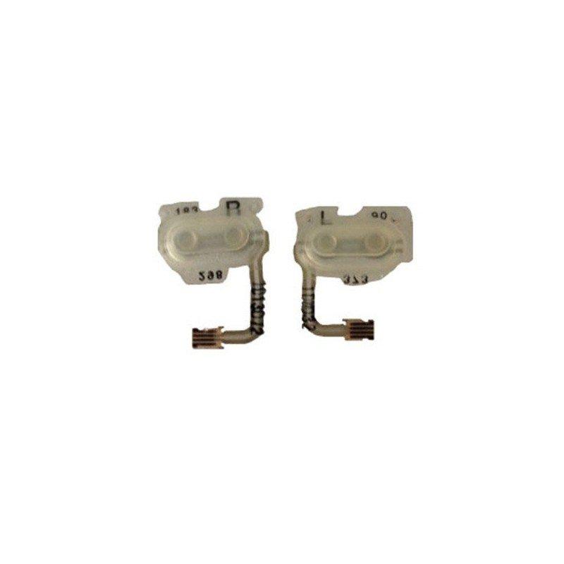 Botones L y R PSVita 1000 3G/wifi ( 2 unidades )