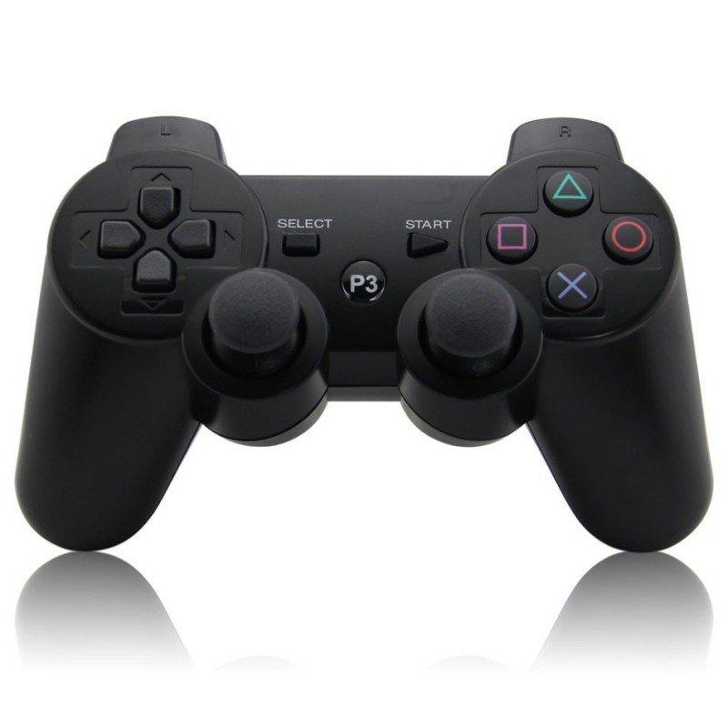 Mando inalámbrico PS3 (Negro)