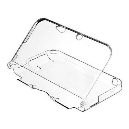 Carcasa protectora New 3DS XL *Transparente*