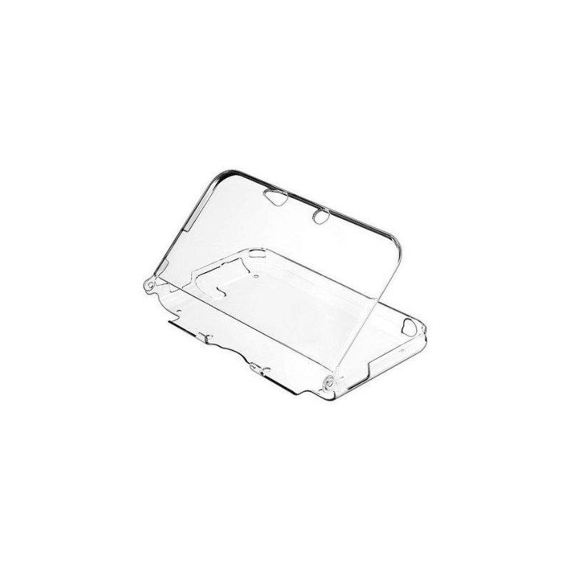 Carcasa protectora New 3DS XL *Transparente*