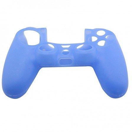 Protector silicona mandos PS3 - AZUL -