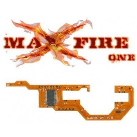 MOD Rapid Fire MaxFire-ONE V2.5 para XBOX ONE