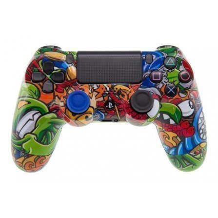 Mando DualShock 4 FULL Worms MODz