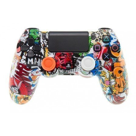 Mando DualShock 4 MODz FULL Cartoon Bomb