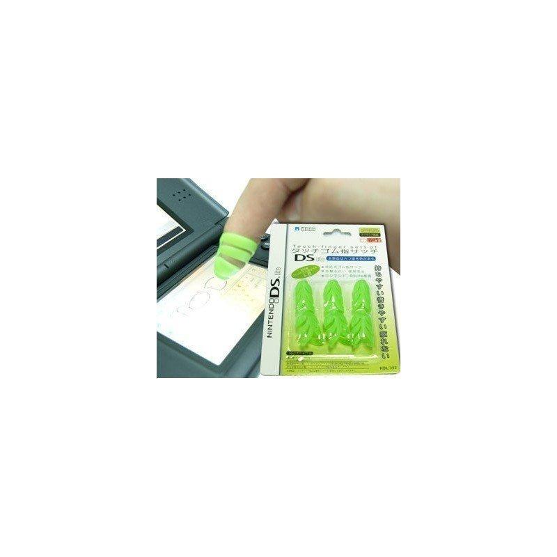 Pack dedales tactiles NDS & DSlite - 6 unidades -