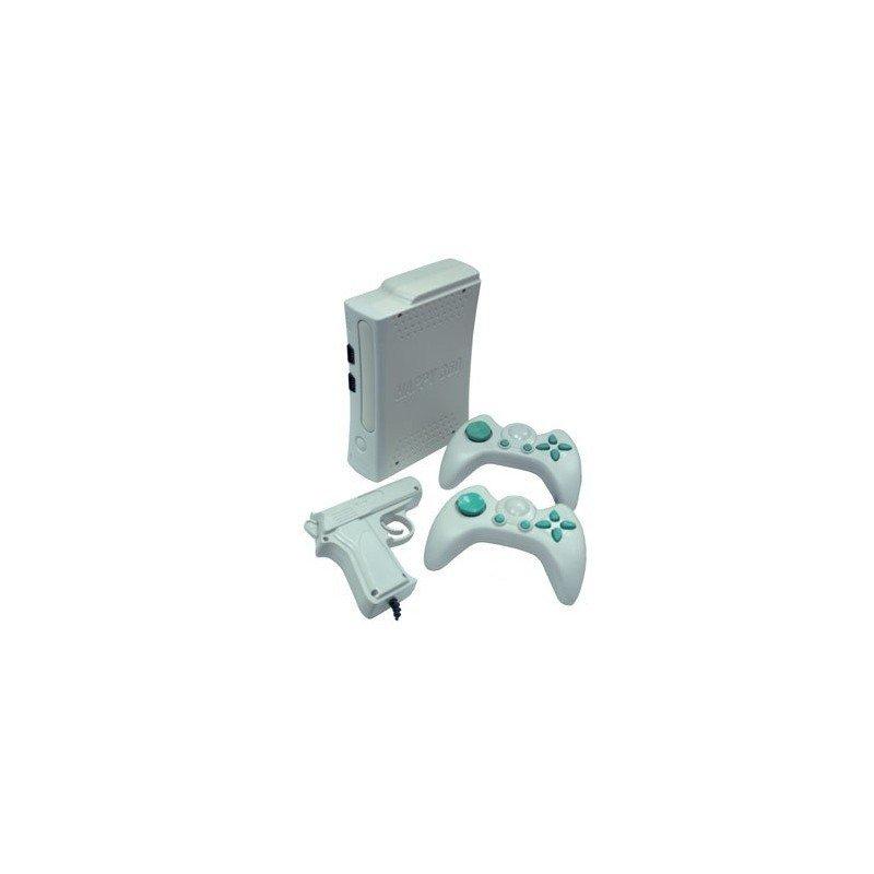 Consola HAPPY 360 (8 bits) + DIEZ millones de juegos