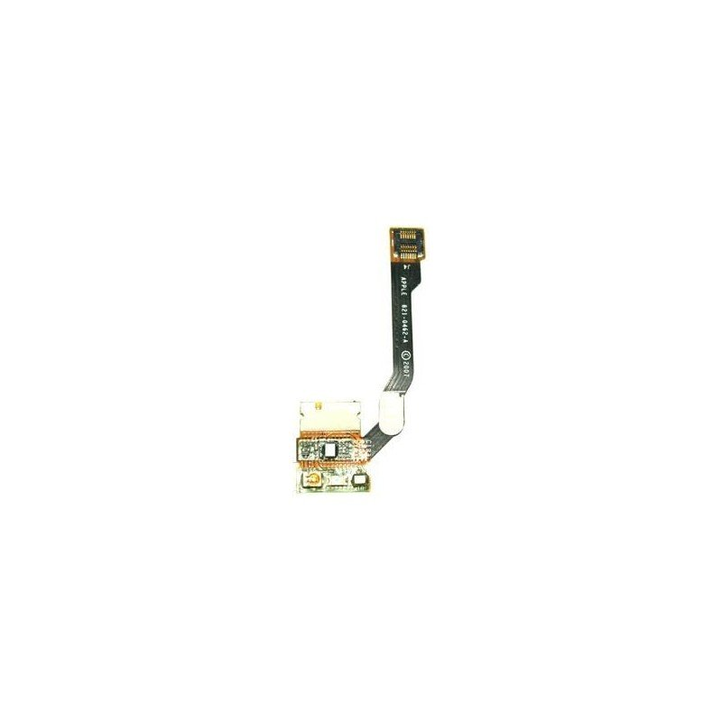 Cable flex linea de induccion + salida altavoz iPhone 2G
