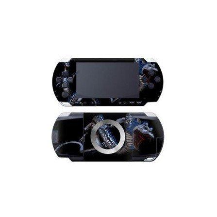 Dragon Azul skin PSP