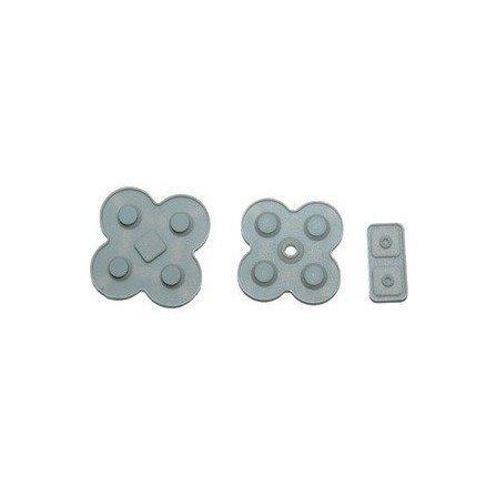 Almoadillas / Gomas de contacto botones NDS Lite