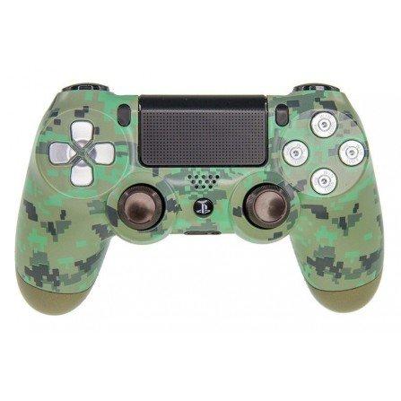 Mando DualShock 4 Forest Camo + Grip MODz