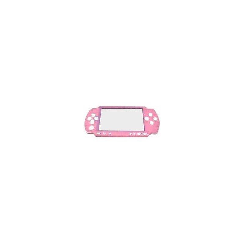 Carcasa superior Original PSP 1000 ( Rosa )
