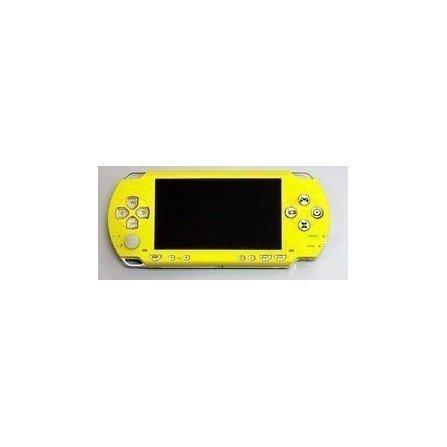 Carcasa superior PSP 1000 + Botones ^^ Amarillo ^^