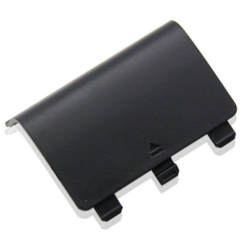 Tapa bateria / pilas mando XBOX ONE Negra