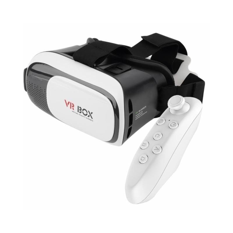 Gafas de realidad virtual VR BOX 2 + Mando