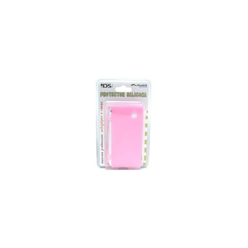 Protector silicona antigolpes DSi ( Rosa )