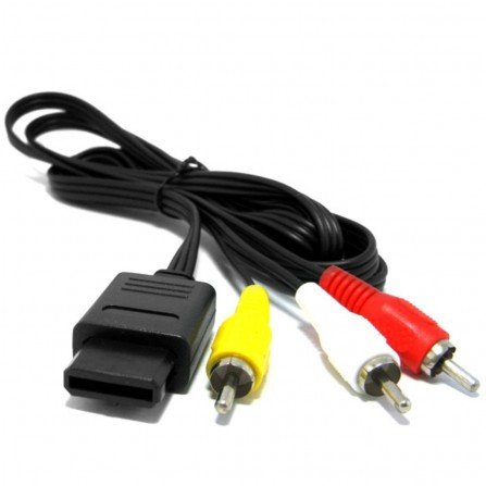 Cable de S/ Video GAMECUBE / N64 / SNES