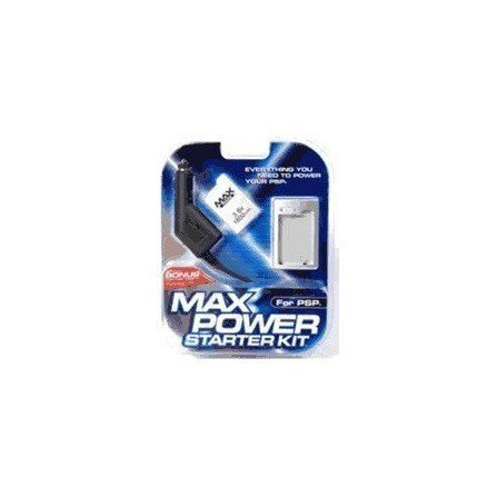 Max Power PSP - Starter Kit -