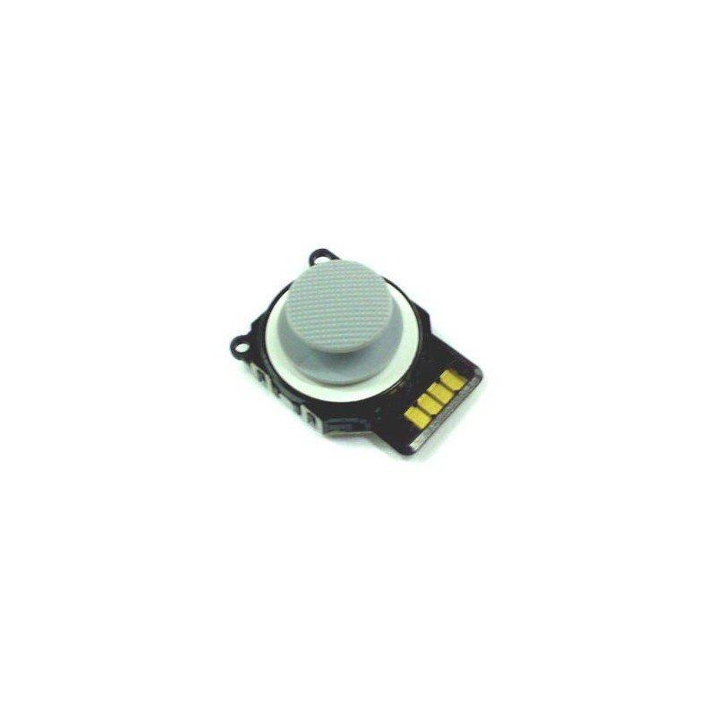 Joystick analógico completo + Capuchón PSP 2000 ( Plata )