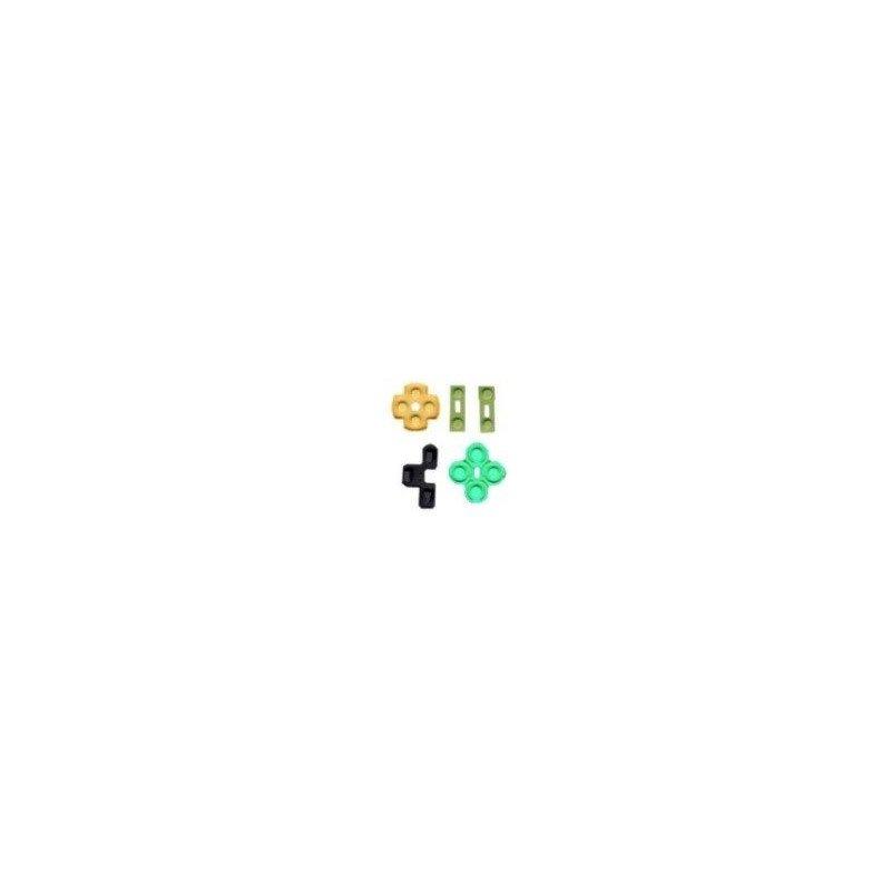 Almoadillas / Gomas de contacto DualShock2