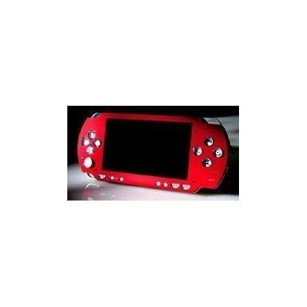 Carcasa superior PSP 1000 + Botones ^^ Rojo ^^