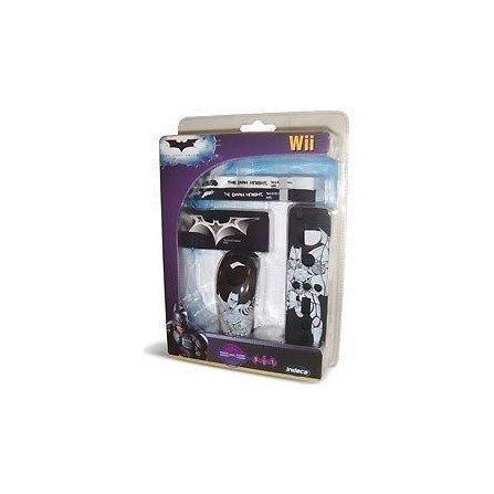 Pack Protectores  BATMAN Wii