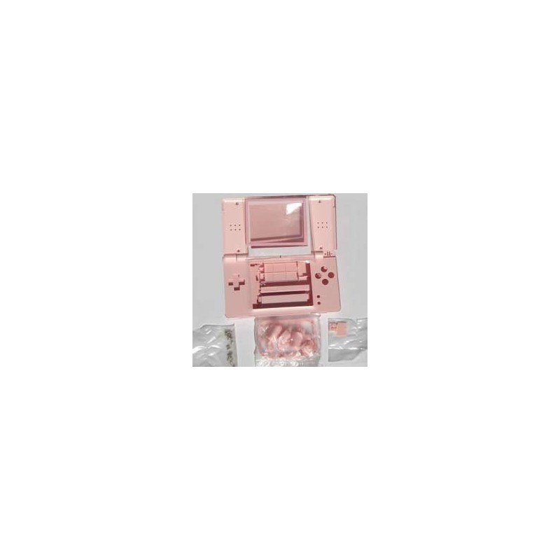 Carcasa DSlite PlayerGame  - Rosa Chicle -